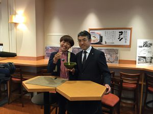 5月28日放送広島HOMEテレビ②