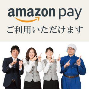 Amazon-Pay-はじめました。